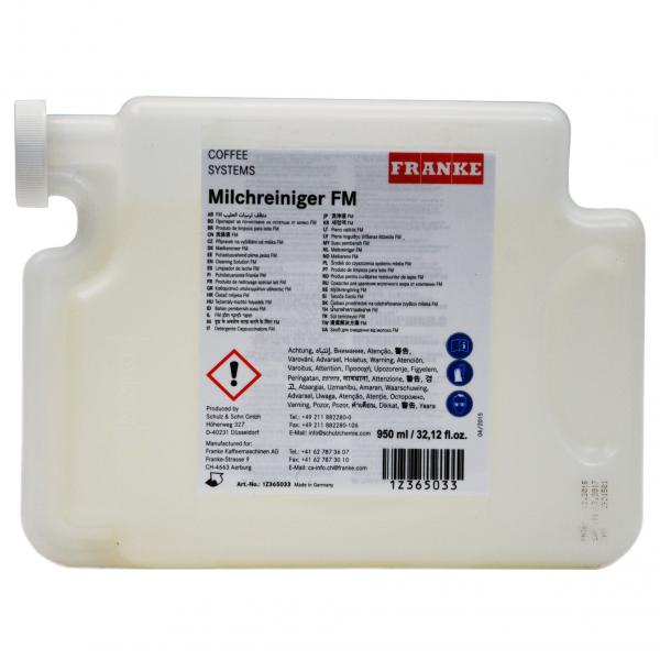 Reiniger für Milchsysteme Karton (12 Flaschen)