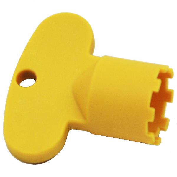 Stahlregler-/Schlauchschlüssel